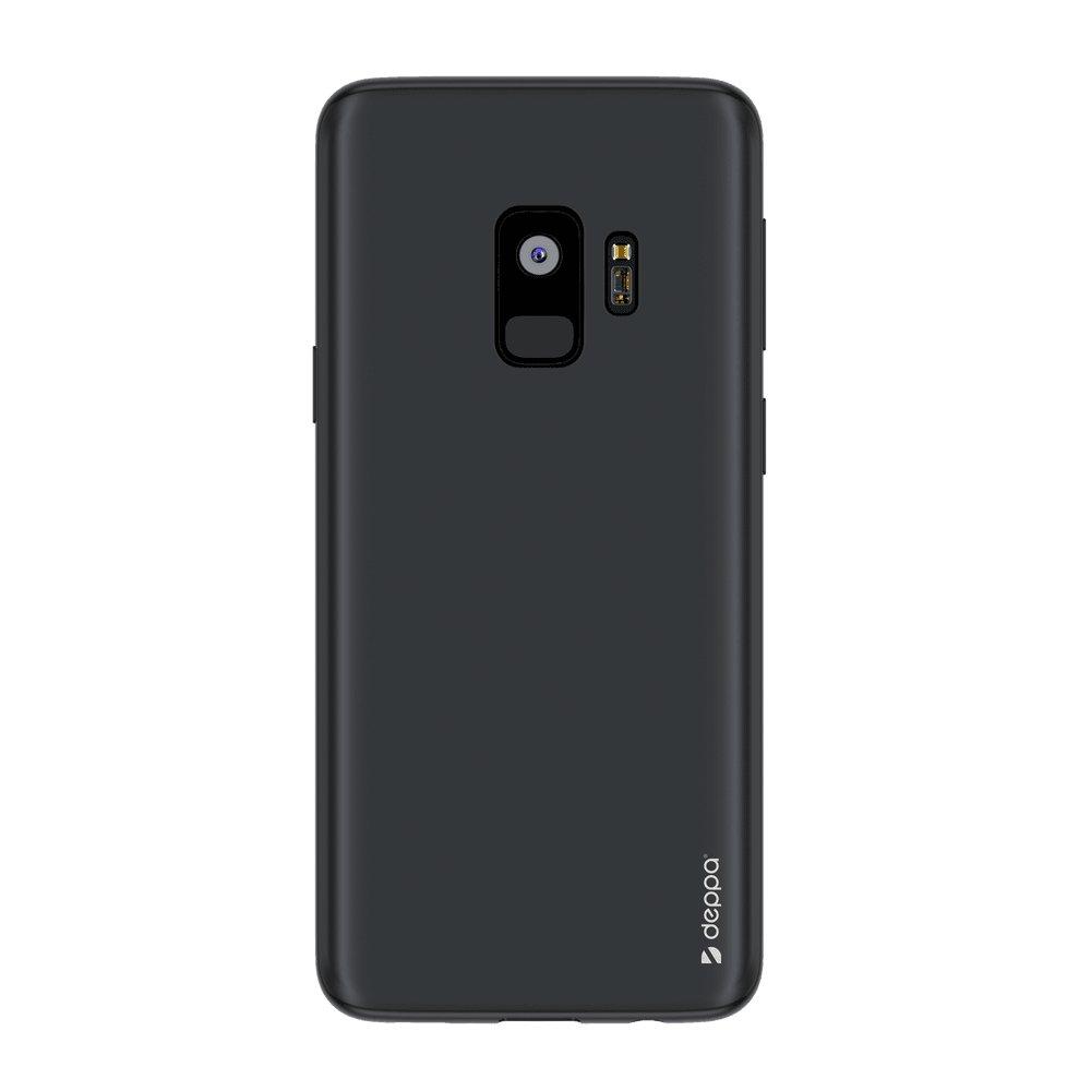 Чехол Deppa Air Case для Samsung Galaxy S9, черный чехол deppa чехол air case для xiaomi mi6 черный deppa