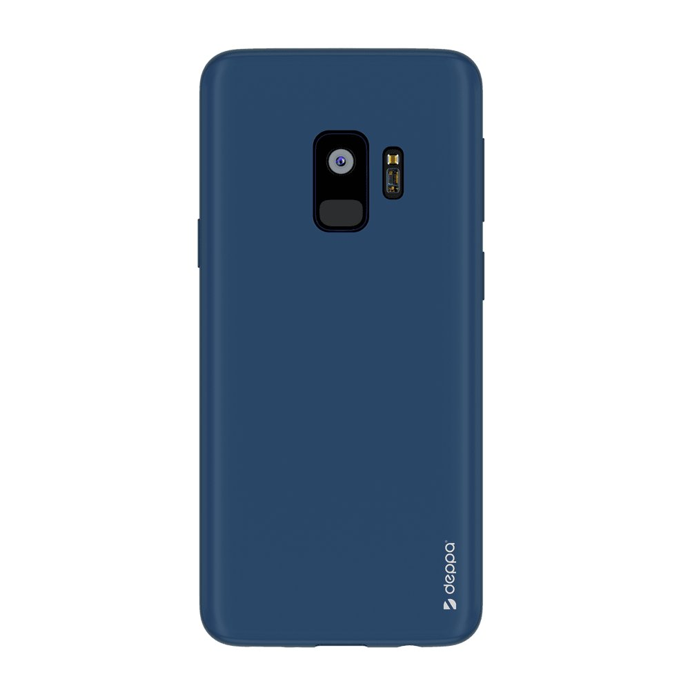 Чехол Deppa Air Case для Samsung Galaxy S9, синий стоимость