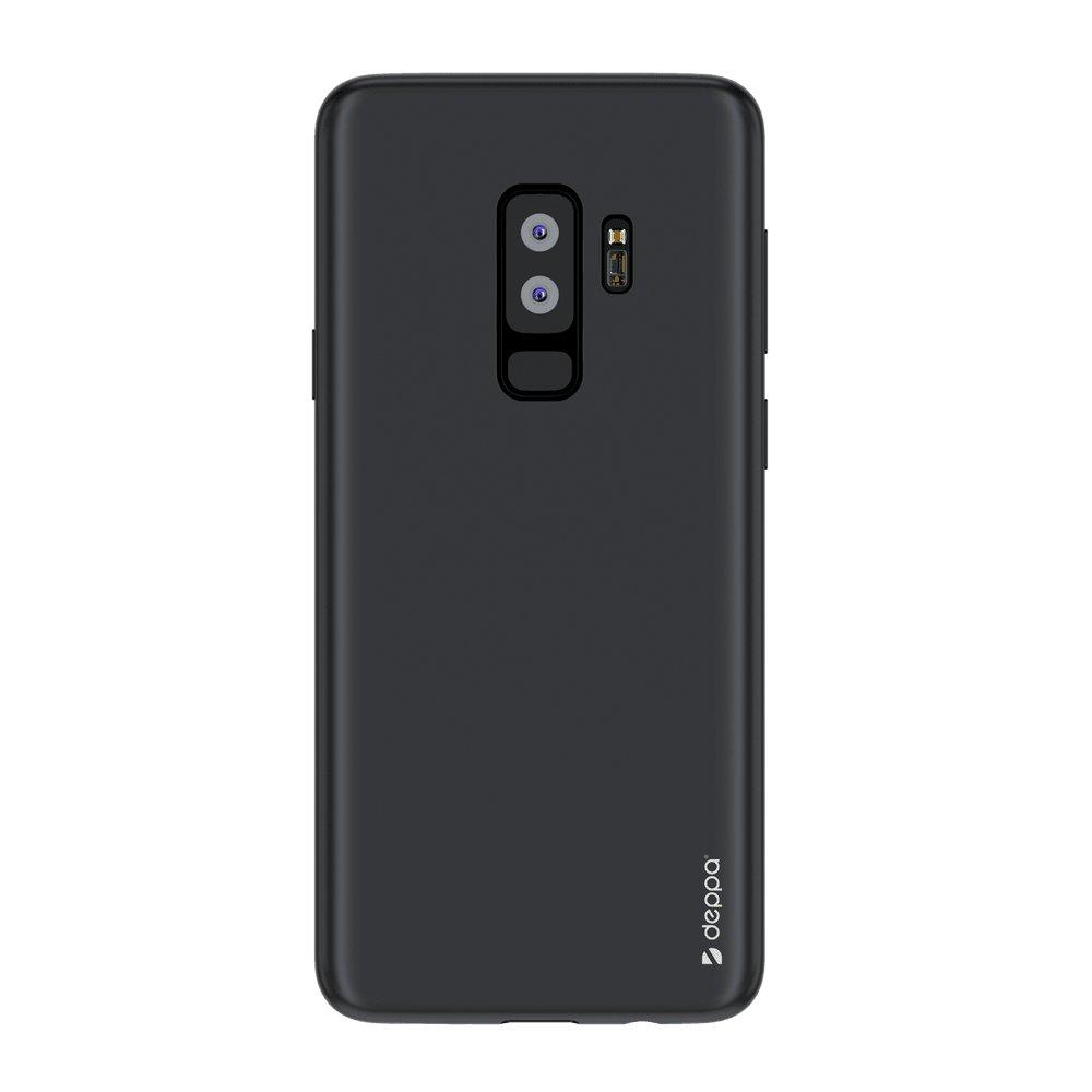 Чехол Deppa Air Case для Samsung Galaxy S9+, черный чехол deppa чехол air case для xiaomi mi6 черный deppa