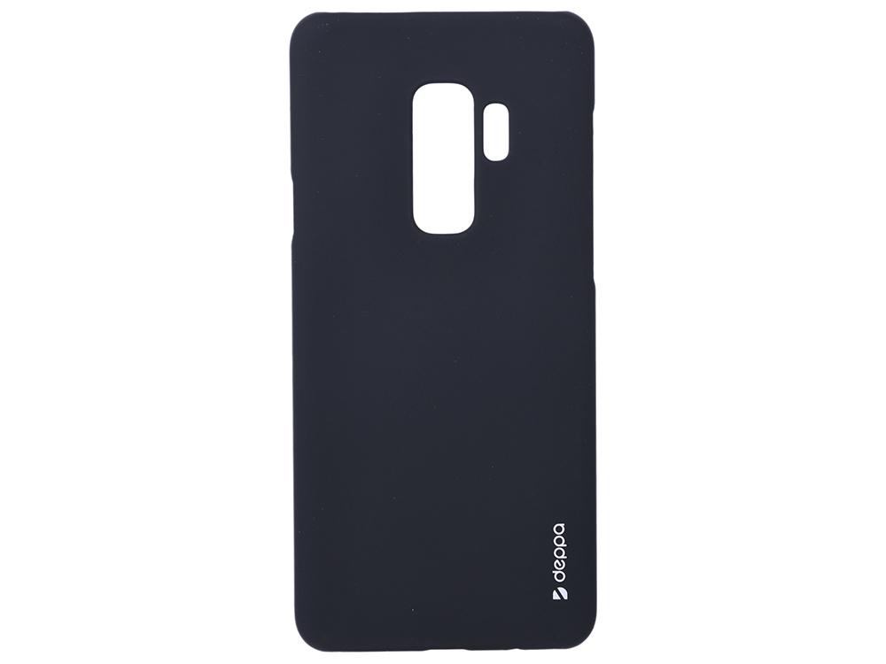 цена Чехол Deppa Air Case для Samsung Galaxy S9+, черный