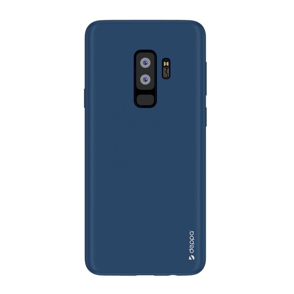Чехол Deppa Air Case для Samsung Galaxy S9+, синий чехол deppa чехол air case для xiaomi mi6 черный deppa