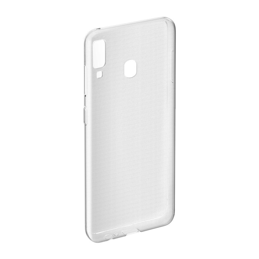 Чехол Deppa Gel Case для Samsung Galaxy A30 (2019), прозрачный стоимость