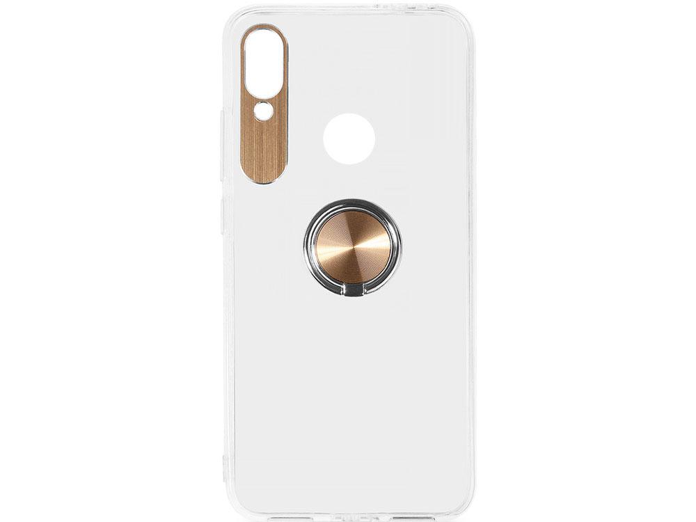 цена на Чехол с кольцом-держателем для Xiaomi Redmi 7 DF xiTRing-03 (gold)