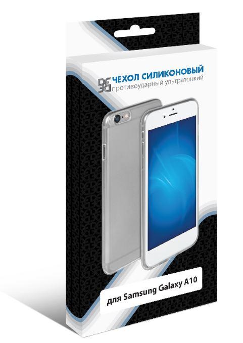 Чехол для Samsung Galaxy A10 DF sCase-74 чехол клип кейс df scase 74 для samsung galaxy a10 прозрачный