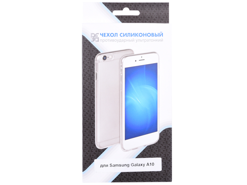 Чехол для Samsung Galaxy A10 DF sCase-74 цена и фото