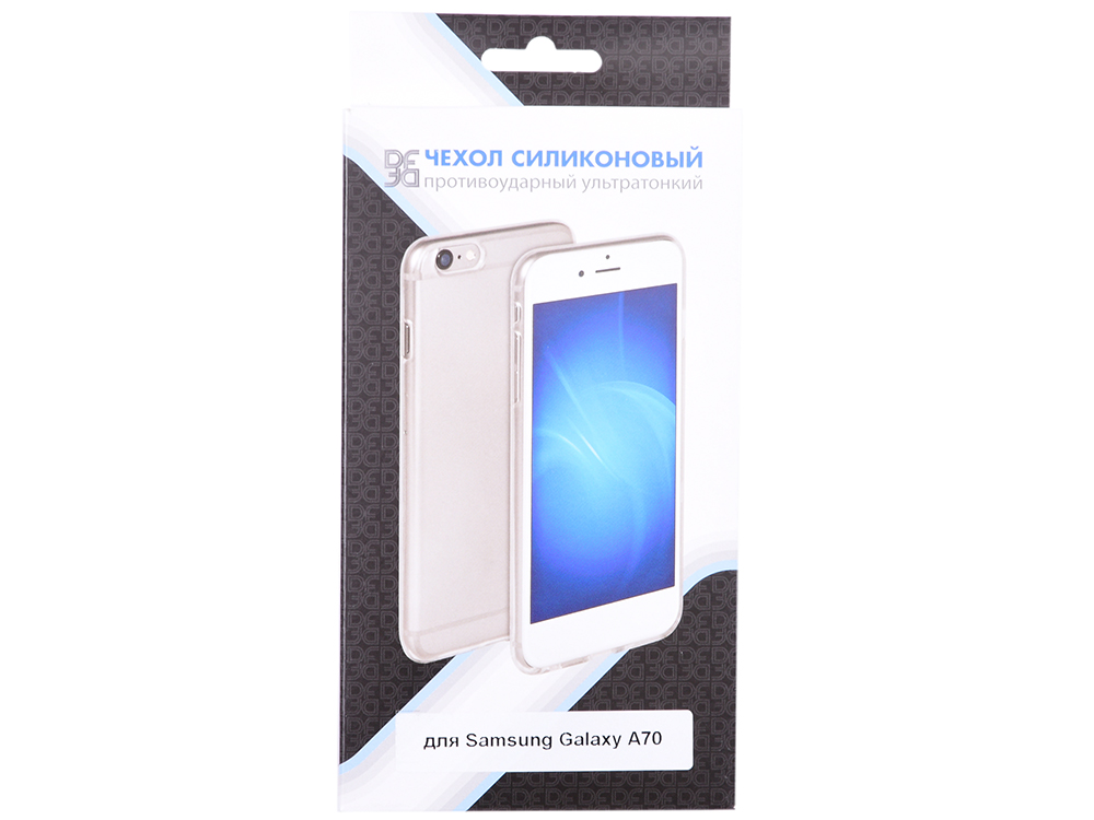Чехол для Samsung Galaxy A70 DF sCase-78 цена и фото