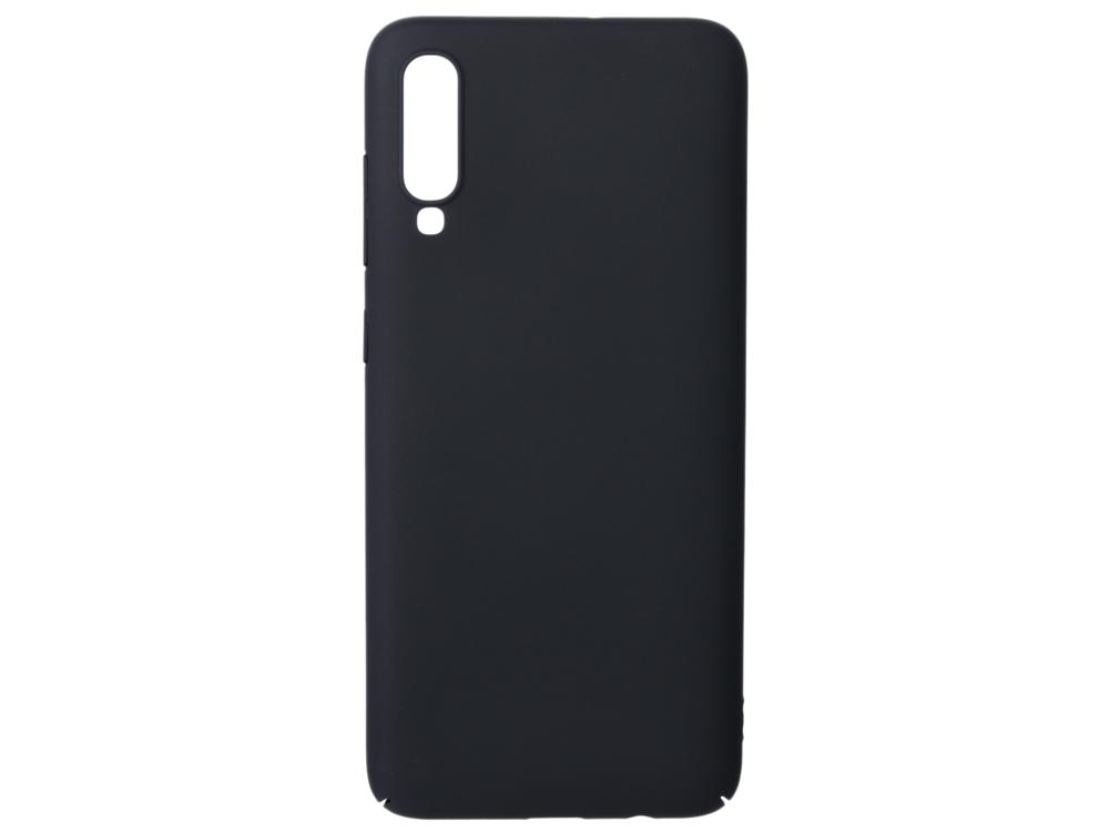 Чехол soft-touch для Samsung Galaxy A70 DF sSlim-36 аксессуар чехол для samsung galaxy j8 2018 gurdini soft touch silicone black 907522
