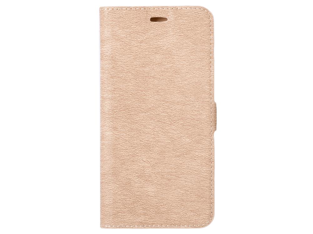 Чехол с флипом для Samsung Galaxy A40 DF sFlip-43 (gold) все цены