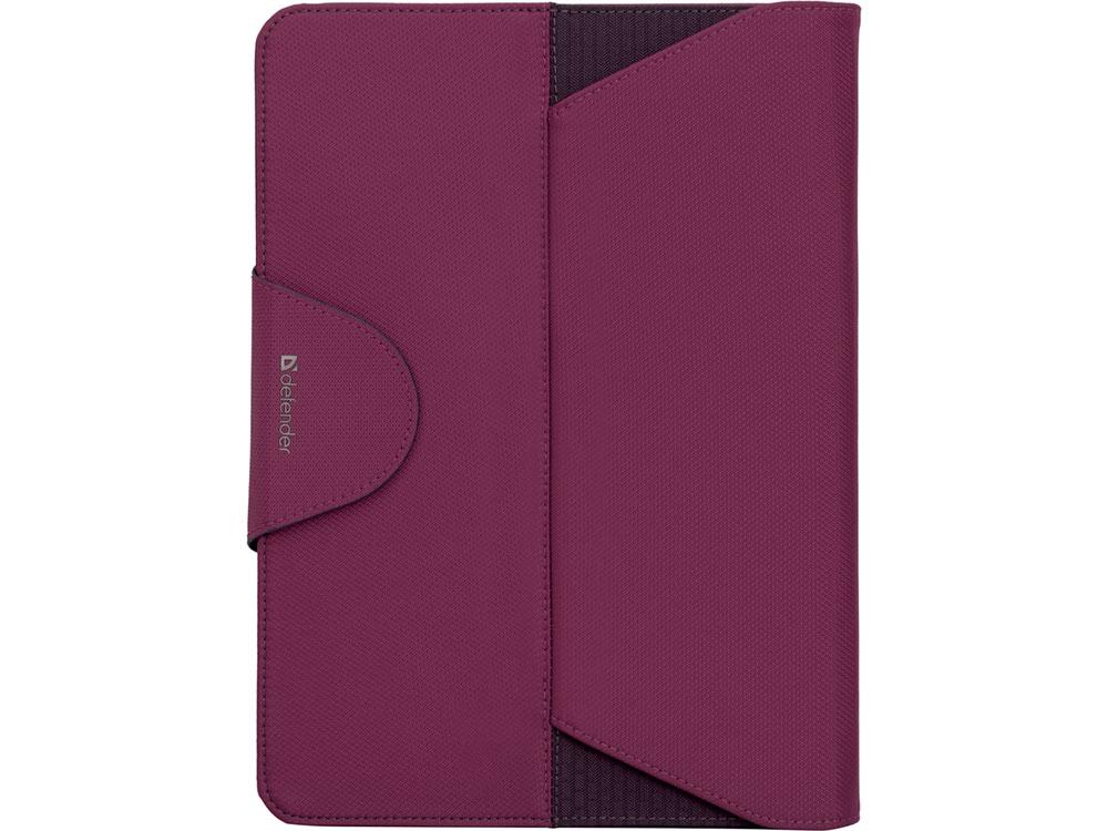 Чехол для планшета Samsung Galaxy Tab4 10.1 Фиолетовый/Розовый Чехол-книжка, Текстиль чехол для планшета galaxy tab4 10 1t531 sm t530 t535