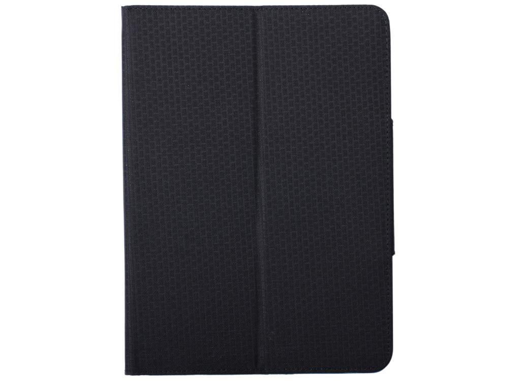 Чехол для планшета Samsung Galaxy Tab4 10.1 Черный/Синий Чехол-книжка, Текстиль чехол для планшета galaxy tab4 10 1t531 sm t530 t535