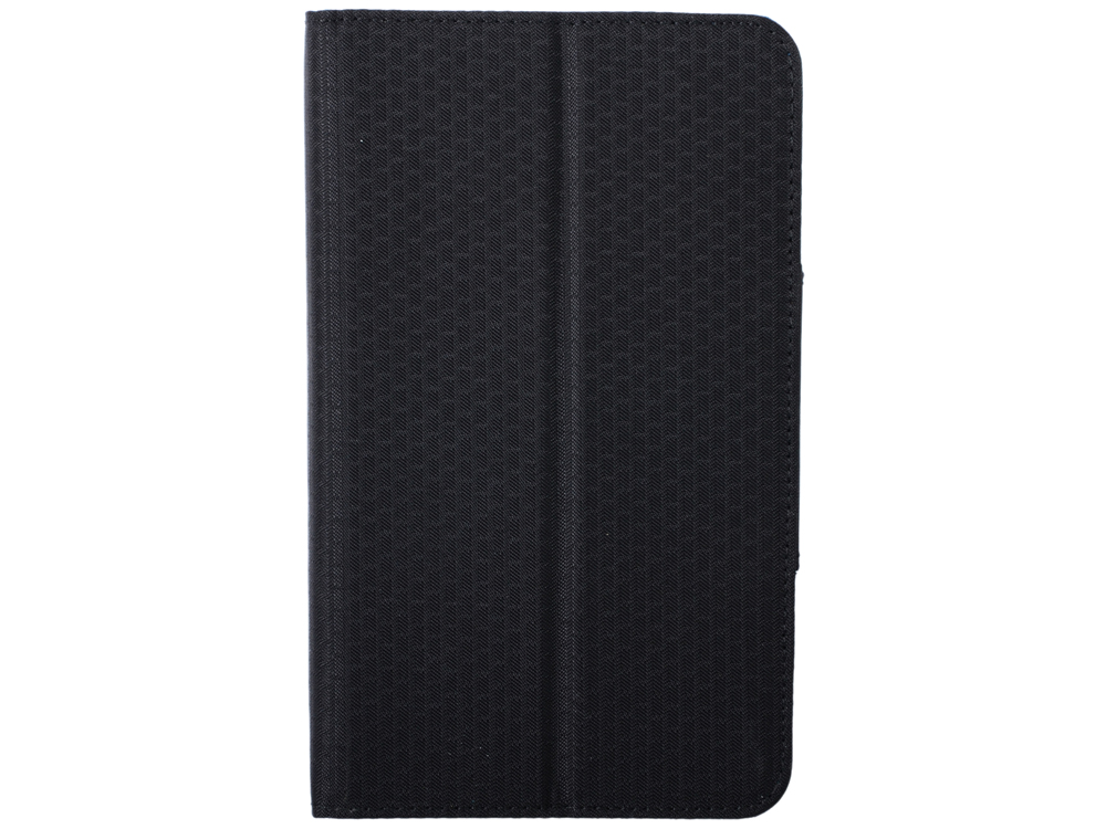 "Чехол для планшета Samsung Galaxy Tab4 7"" Черный/Синий Чехол-книжка, Текстиль"