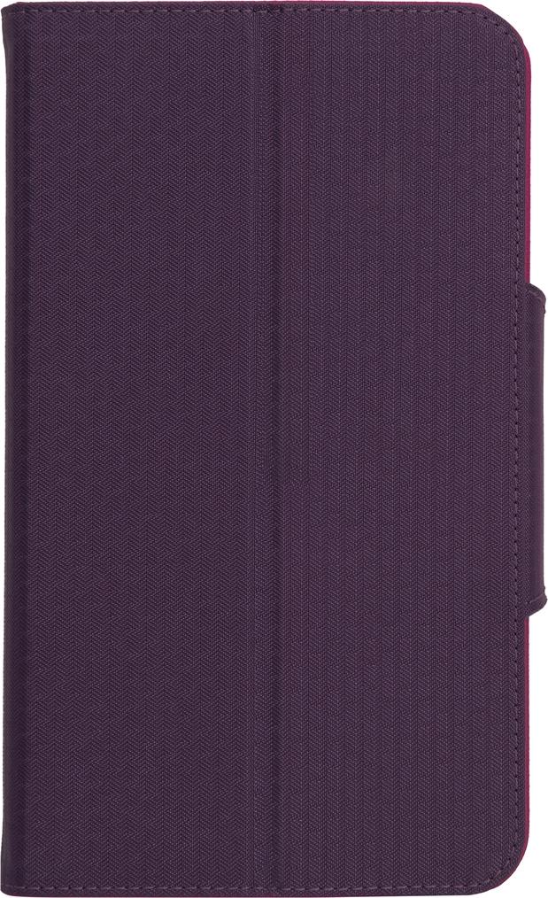 Чехол для планшета DEFENDER Double case 8 розовый + фиолетовый для Samsung Galaxy Tab 4 чехол для планшета defender double case 26074 черный синий