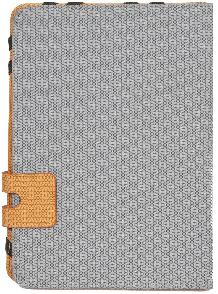 """Чехол для планшета Defender Favo uni 10.1"""" серый + оранжевый, с карманом"""