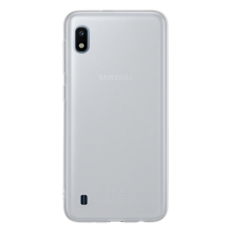 Чехол Deppa Gel Color Case для Samsung Galaxy A10 (2019), белый deppa fifa москва чехол для samsung galaxy j3 2017 blue