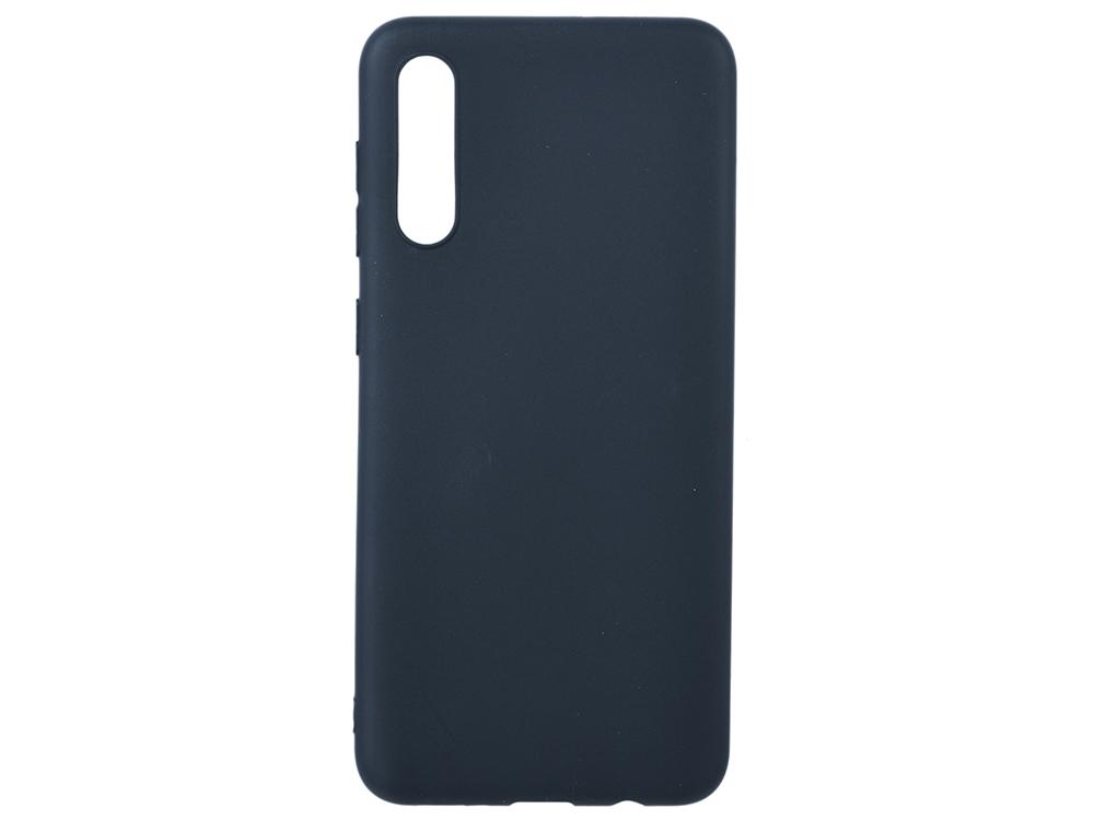 Чехол Deppa Gel Color Case для Samsung Galaxy A50 (2019), черный deppa fifa москва чехол для samsung galaxy j3 2017 blue