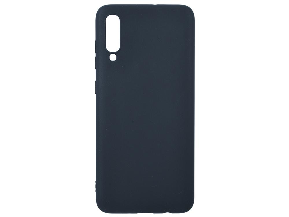 цена на Чехол Deppa Gel Color Case для Samsung Galaxy A70 (2019), черный
