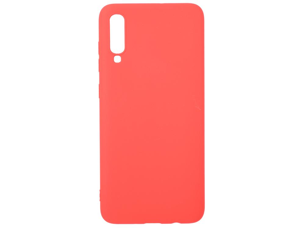 Чехол Deppa Gel Color Case для Samsung Galaxy A70 (2019), красный фото