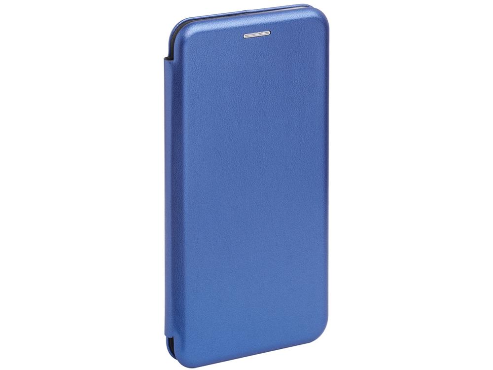 Чехол-книжка Deppa Clamshell Case для Samsung Galaxy A30 / A20 (2019), синий