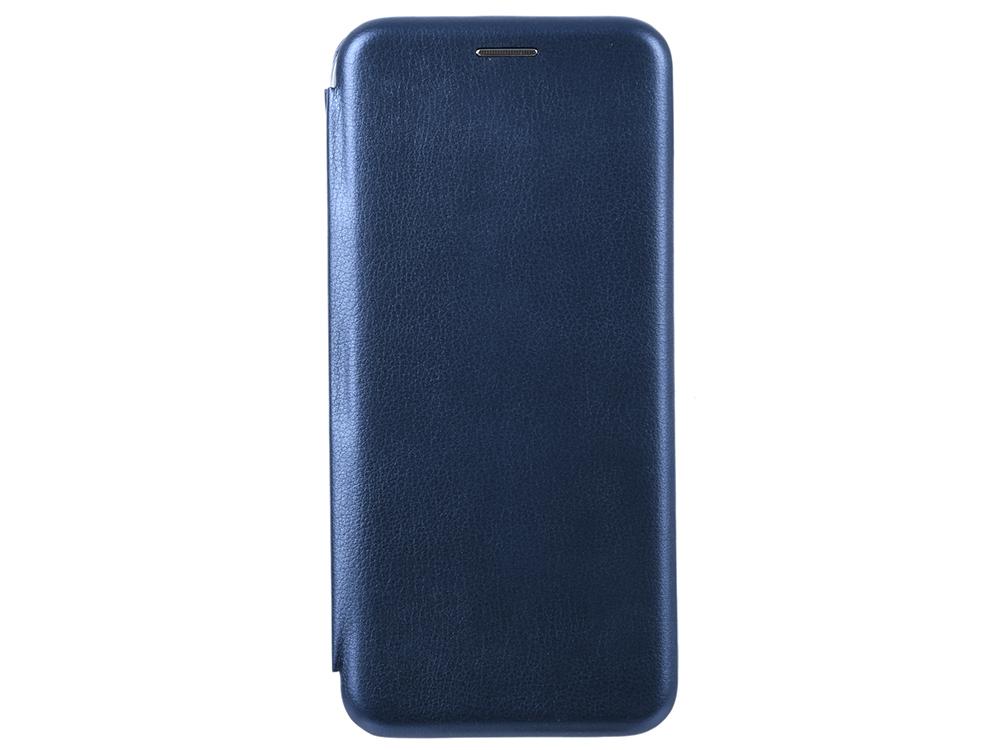 Чехол Deppa Clamshell Case для Samsung Galaxy A50 (2019), синий стоимость
