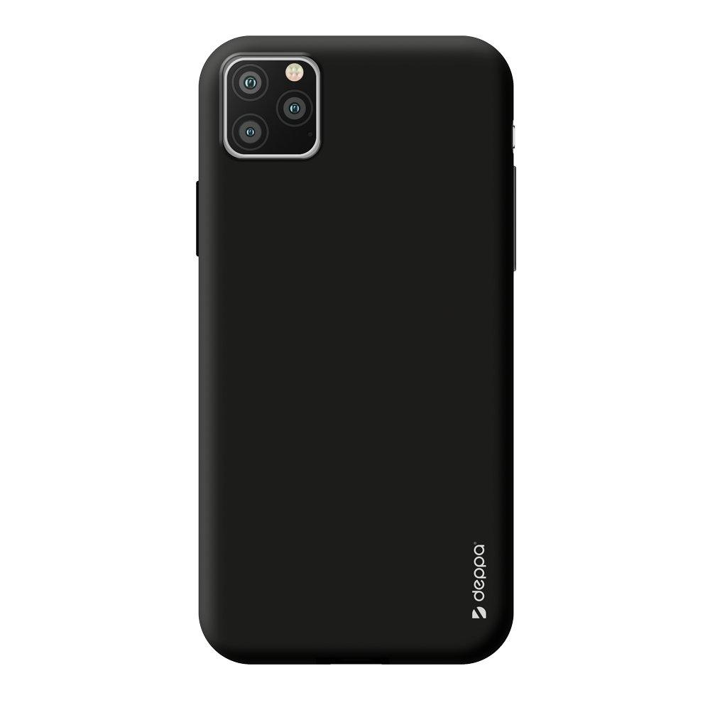 Чехол для смартфона для Apple iPhone 11 Pro Deppa Gel Color Case 87234 Black клип-кейс, полиуретан все цены