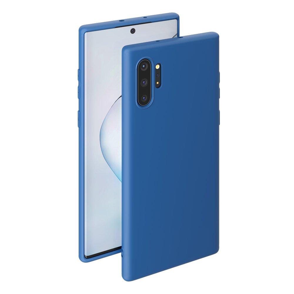 Чехол для смартфона для Samsung Galaxy Note 10 Deppa Gel Color Case 87331 Blue клип-кейс, полиуретан стоимость