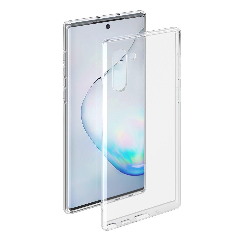 Чехол для смартфона для Samsung Galaxy Note 10 Deppa Gel Case 87328 Transparent клип-кейс, полиуретан стоимость