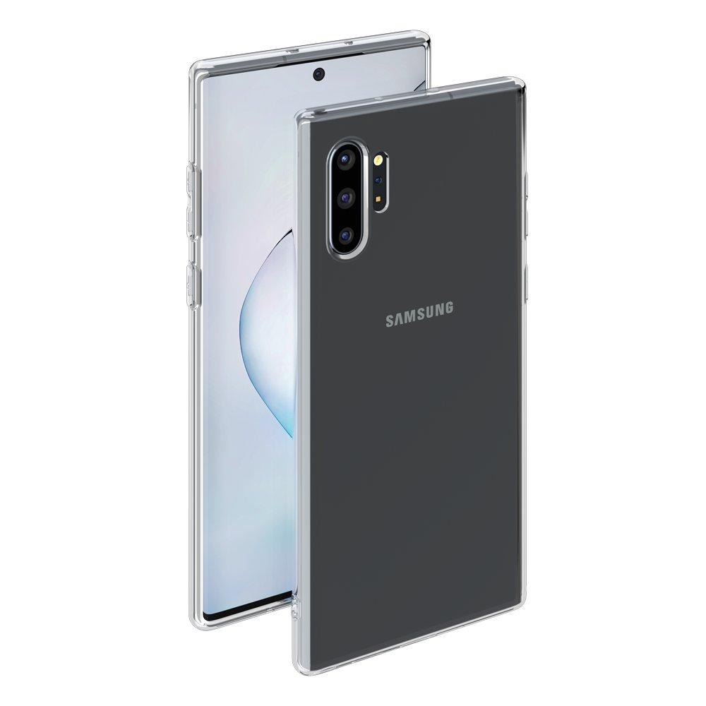 Чехол для смартфона для Samsung Galaxy Note 10 Plus Deppa Gel Case 87329 Transparent клип-кейс, полиуретан клип кейс deppa samsung galaxy j4 plus tpu black