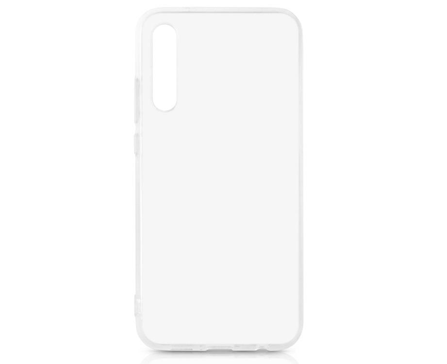 Чехол-накладка для Samsung Galaxy A30s/A50s/A50 DF sCase-82 Transparent клип-кейс, силикон чехол накладка для samsung galaxy note 10 df scase 81 transparent клип кейс полиуретан