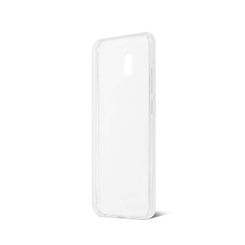 Чехол-накладка для Xiaomi Redmi 8A DF xiCase-49 Transparent клип-кейс, полиуретан