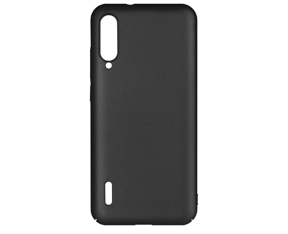 Чехол-накладка для Xiaomi Mi A3/CC9E DF xiSlim-08 Black клип-кейс, пластик аксессуар чехол накладка xiaomi mi note 3 gurdini high tech silicone matt black