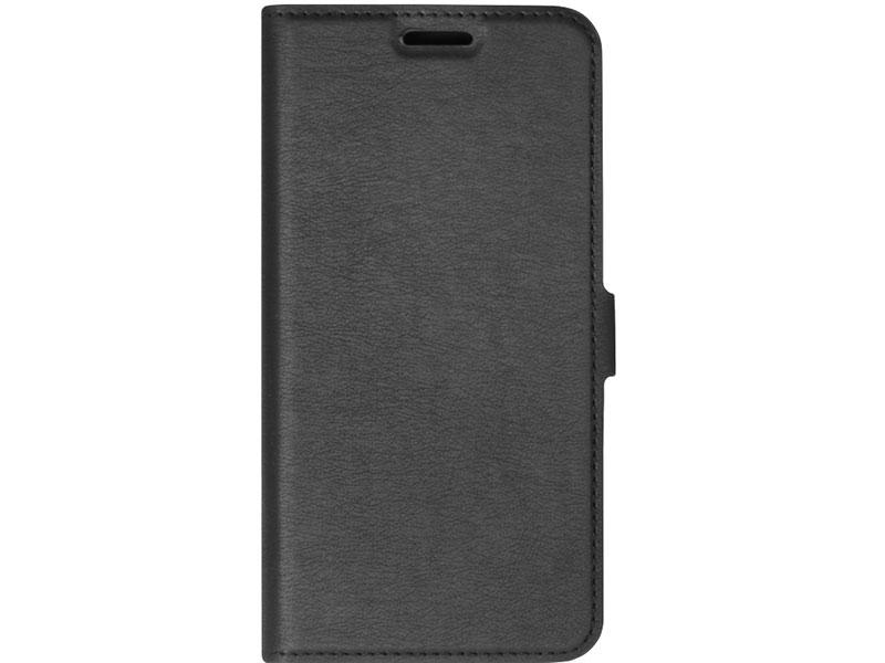 Картинка для Чехол-книжка для Huawei Mate 30 Pro DF hwFlip-76 Black книжка, искусственная кожа, пластик