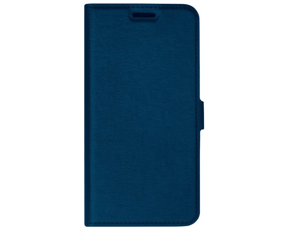 Чехол для смартфона для Huawei P Smart Z/ Honor 9X DF hwFlip-60 Blue флип, искусственная кожа, полиуретан цена