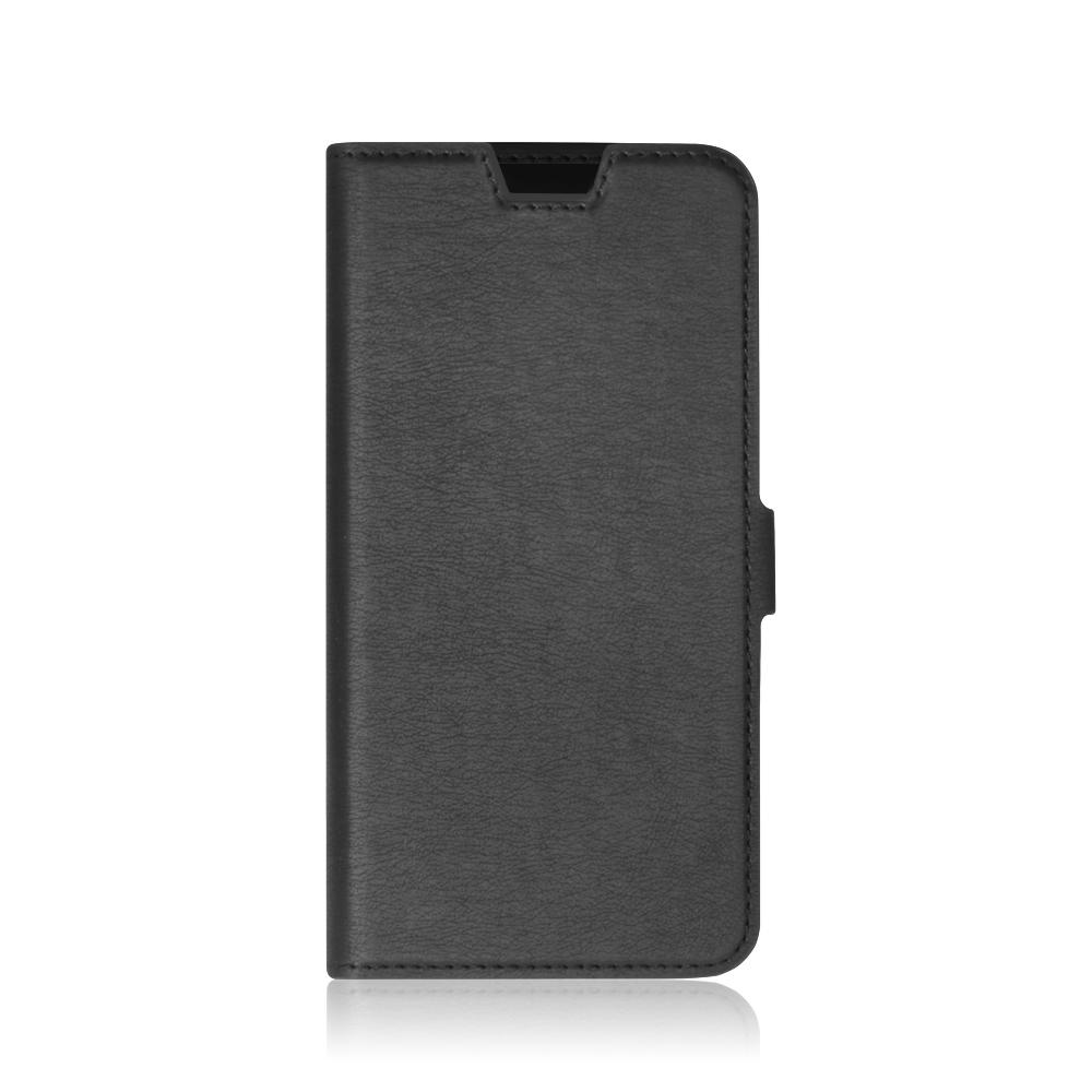 Чехол-книжка для Huawei P30 Lite/Honor 20S DF hwFlip-58 Black флип, искусственная кожа, полиуретан стоимость