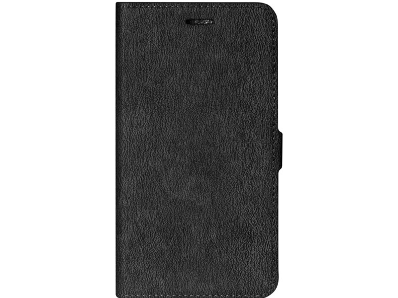 Чехол-книжка для Xiaomi Redmi 7A DF xiFlip-46 Black книжка, искусственная кожа, пластик аксессуар чехол df для xiaomi mi mix 3 xiflip 37
