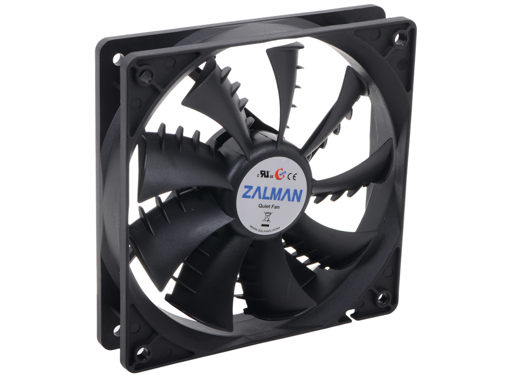 ZM-F3 (SF) вентилятор zalman zm f3 led sf bl 120mm 1200rpm