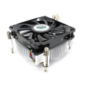 Кулер Cooler Master DP6-8E5SB-PL-GP 1150/1155/1156 fan 8 cm, 800-2600 RPM, PWM, 27.61 CFM, TDP 82W цена и фото