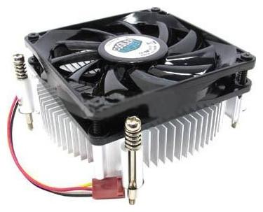 цена на Кулер Cooler Master DP6-8E5SB-0L-GP 1150/1155/1156 fan 8 cm, 2600 RPM, 27.61 CFM, TDP 82W