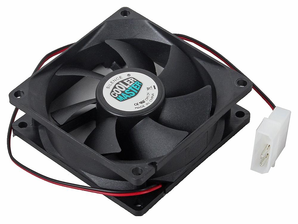 Вентилятор Cooler Master N8R-22K1-GP 80x80x25 мм цена и фото