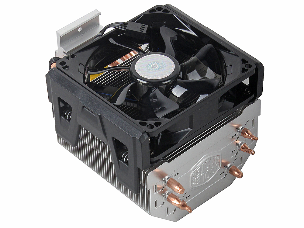 Кулер Cooler Master Hyper 103 (RR-H103-22PB-R1) 2011/1366/1156/1155/1150/775/FM2/FM1/AM3+/AM3 /AM2 fan 9 cm, 800-2200 RPM, PWM, 43.1 CFM, TDP 160W