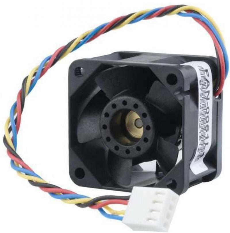 лучшая цена Вентилятор SuperMicro FAN-0061L4 PWM 4-pin 40x28mm для SC813