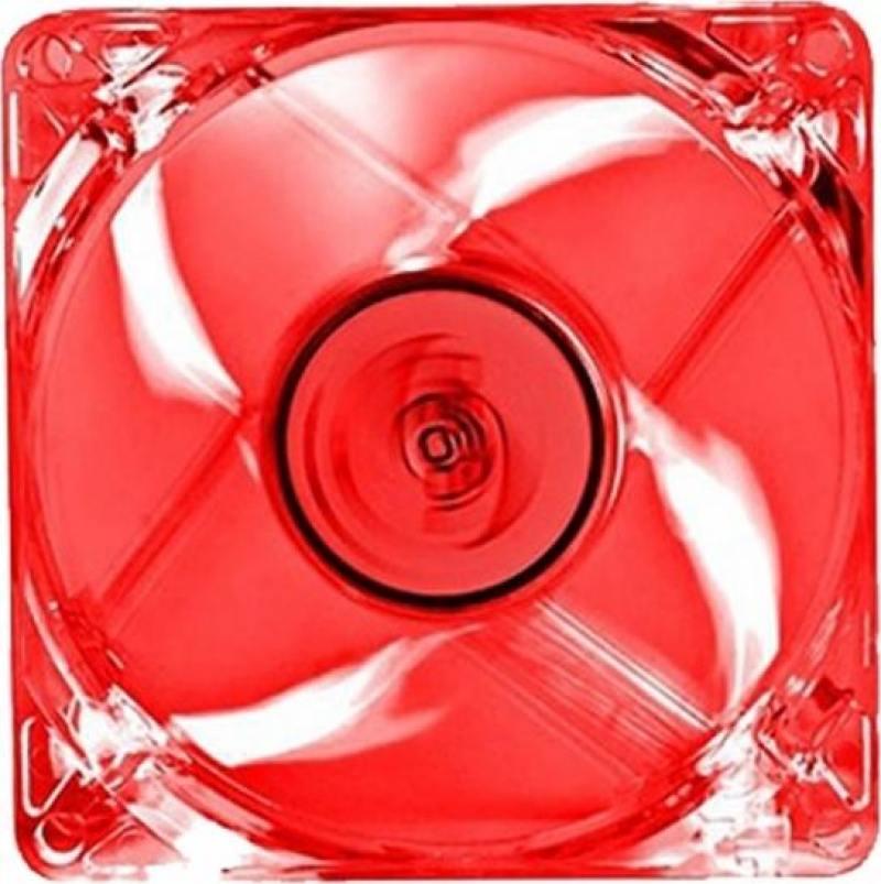 Вентилятор Deepcool XFAN 120 L/R 120x120x25 3pin 26dB 1300rpm 120g красный LED вентилятор deepcool xfan 120 120mm dp fdc xf120