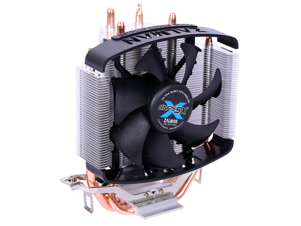 лучшая цена Кулер для процессора Zalman CNPS5X Performa Socket 754/775/1150/1155/1156/AM2/AM2+/AM3/AM3+/FM1
