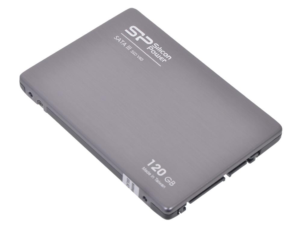 SP120GBSS3V60S25 жесткий диск 120gb silicon power velox v60 sp120gbss3v60s25