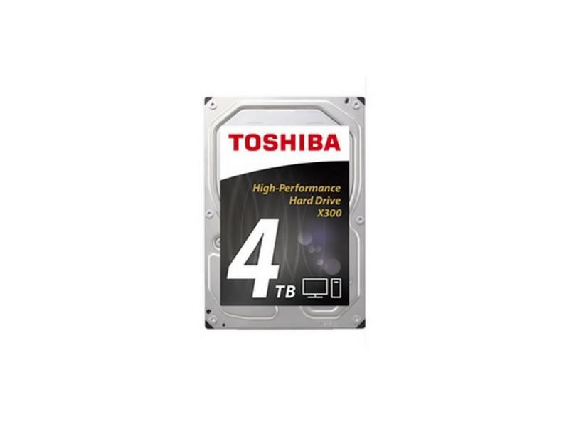 Жесткий диск Toshiba HDWE140EZSTA 4Tb SATA/3.5/7200 rpm/128Mb