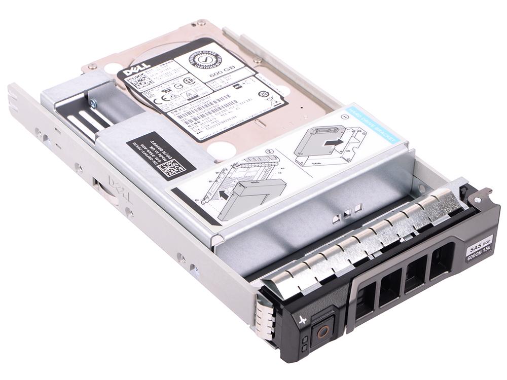 Жесткий диск Dell 400-AKNH 600Gb SAS/2.5/15000 rpm цена