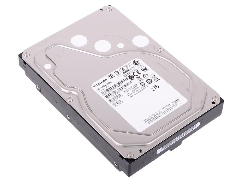 Жесткий диск Toshiba MG04ACA200E 2Tb SATA/3.5