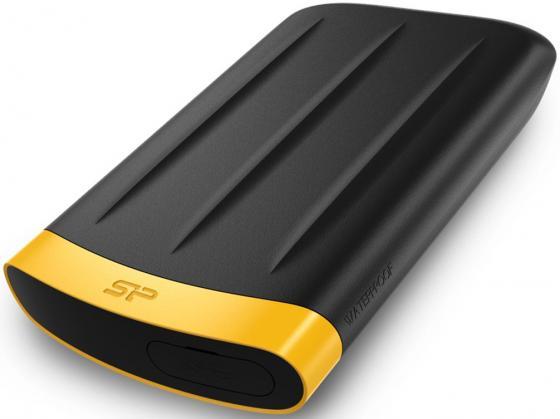 Внешний жесткий диск 2.5 USB3.0 2Tb Silicon Power Armor A65 SP020TBPHDA65S3K черный внешний жесткий диск silicon power armor a15 1tb page 2