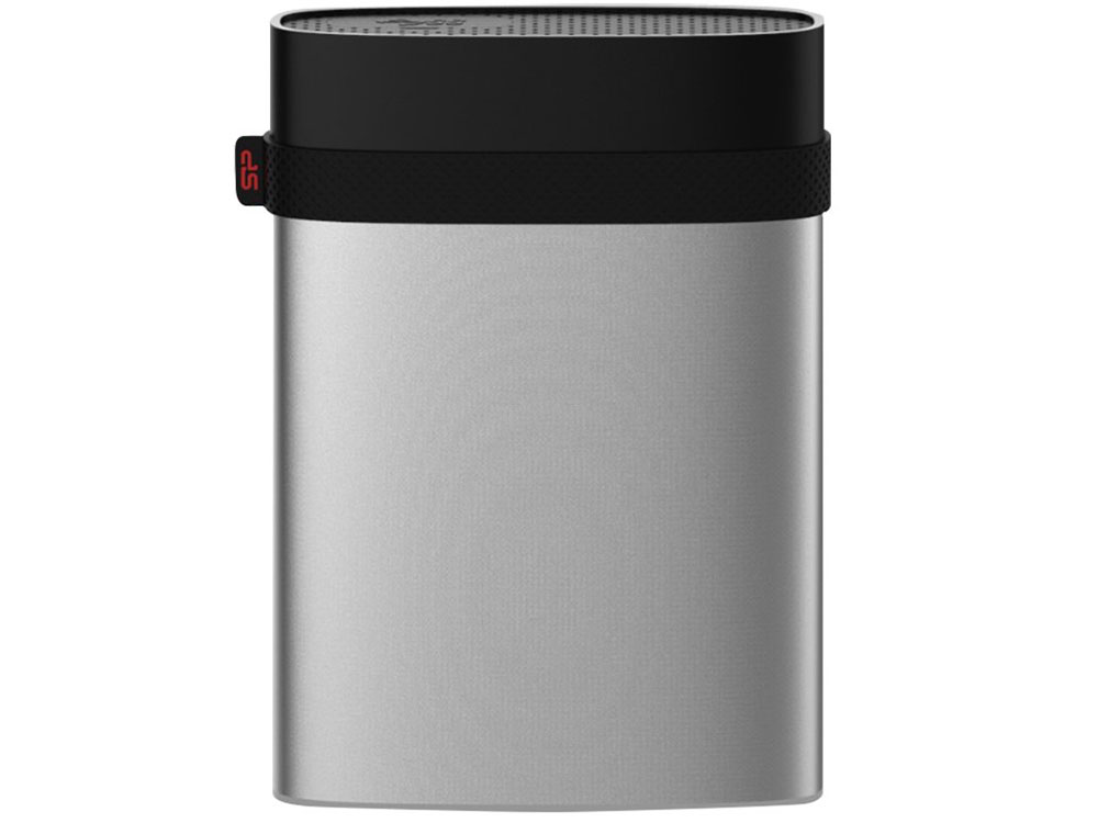 Внешний жесткий диск 2.5 USB3.0 4 Tb Silicon Power A85 Armor SP040TBPHDA85S3S серебристый 008s a85 оправа