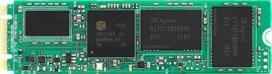 SSD накопитель Plextor S3 PX-256S3G 256Gb SATA III/M.2 ssd твердотельный накопитель 2 5 240 gb foxline sata iii flssd240x3