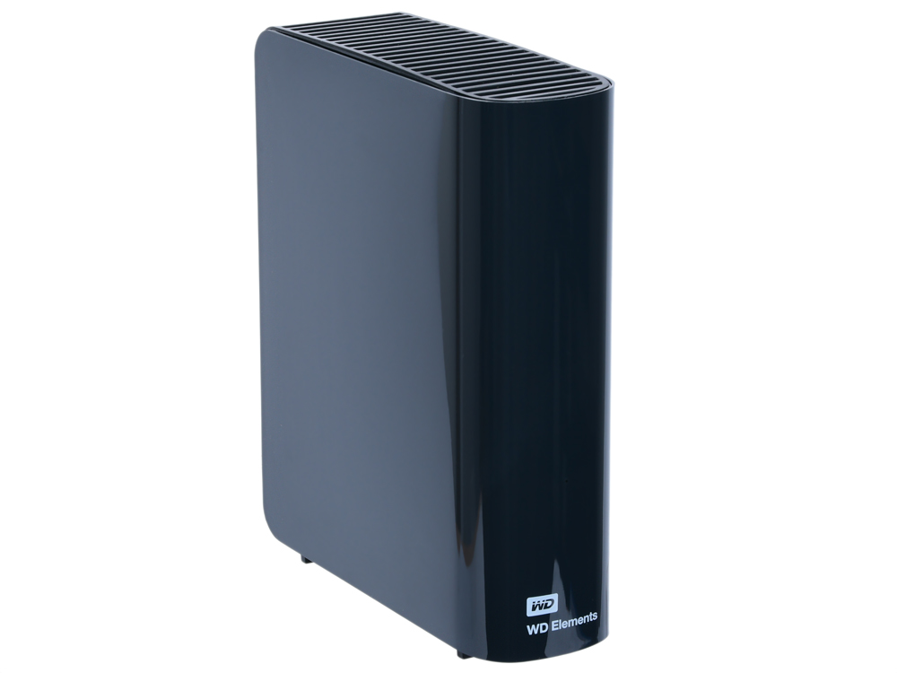 Внешний жесткий диск Western Digital Elements Desktop WDBWLG0060HBK-EESN 6Tb USB 3.0/3.5